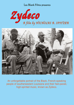 Zydeco - African American Dance-Hall Music in Southwest Louisiana