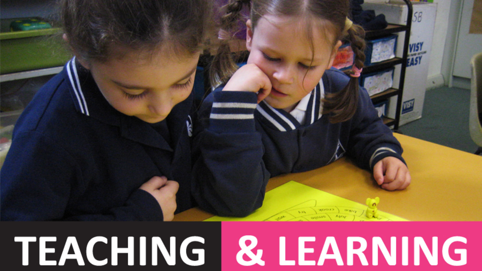 Teaching & Learning: Teaching Numeracy