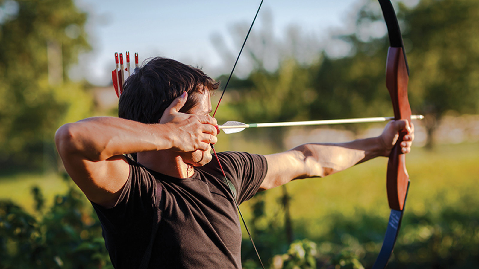 The Bow and Arrow